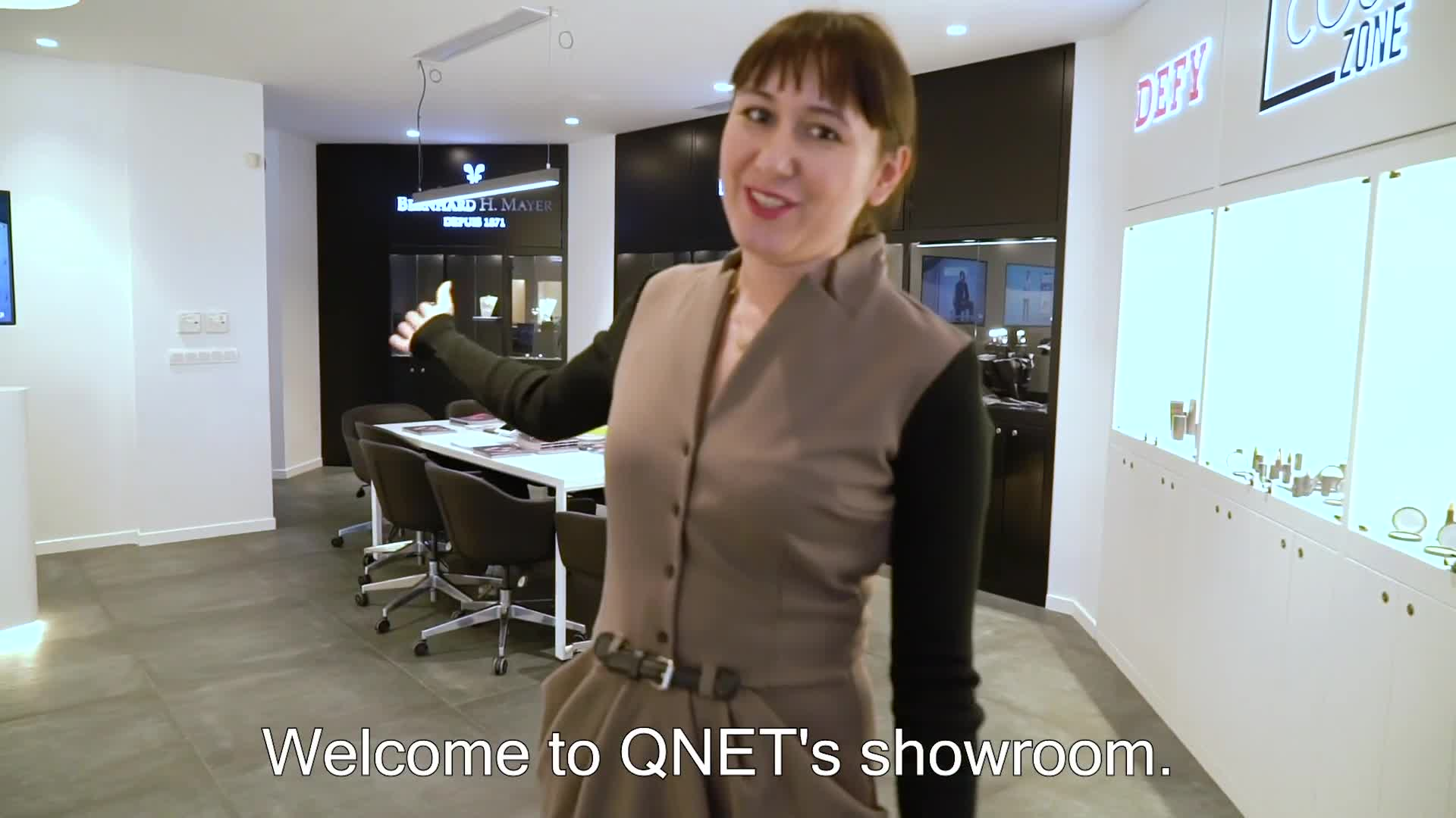 QNET SHOWROOM TURKİYE