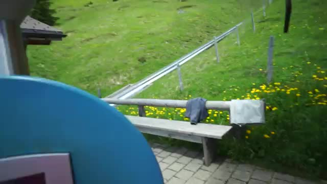 Switzerland Mountain Coaster.mp4