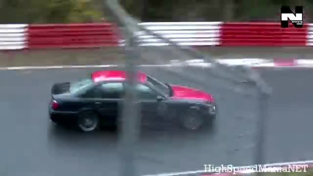 Nürburgring Nordschleife - BMW Drift Compilation.mp4