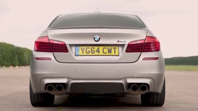 BMW M5 v M4 v M2 v M6 DRAG.mp4