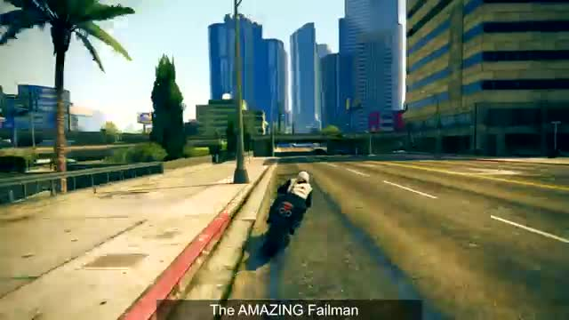 GTA 5 FAILS  Komik Anlar.mp4