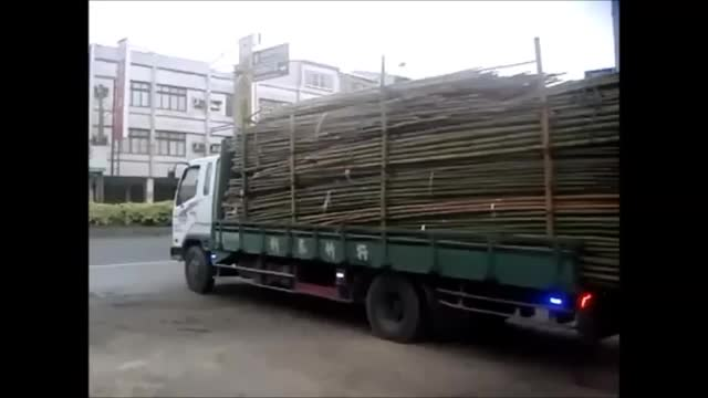 World's Best Truck Drivers Compilation.mp4